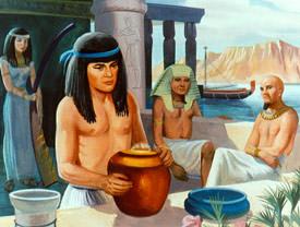 Joseph in Servitude
