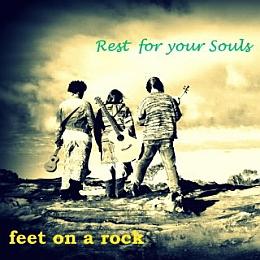 Feet On A Rock
