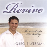 Gregory Silverman Revive Album Cover