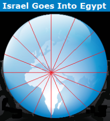 Israel Into Egypt