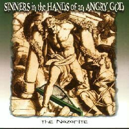Jonathan David Brown Sinners in the Hands of an Angry God Cover Art