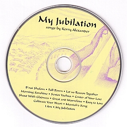 Kerry Alexander-My Jubilation