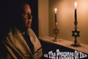 Lee Rothman In The Presence of YAH album cover