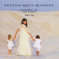 Natasha Kraus-Reynolds Children of the Light Album Cover