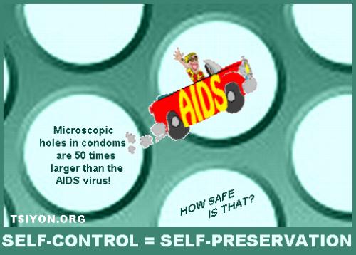 Self-Control = Self-Preservation