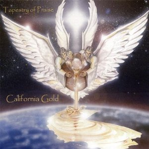 Tapestr of Praise California Gold
