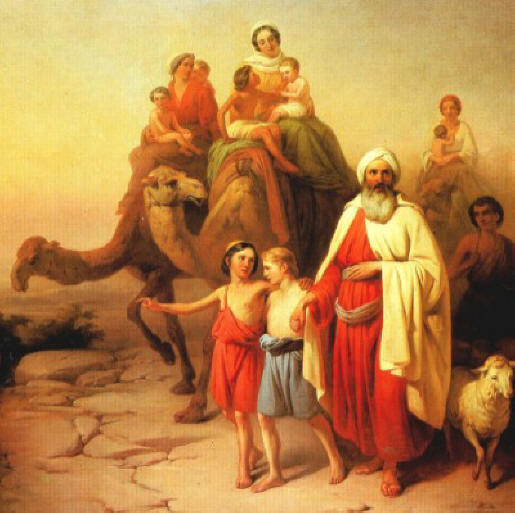 When called, Abram went out. Genesis 12