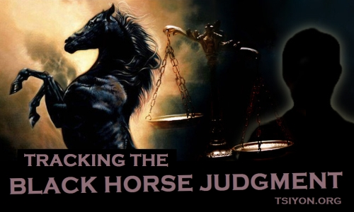 The Black Horse Judgment Hastens Forward!