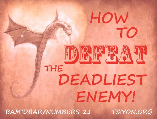 Defeat the dedliest enemy!