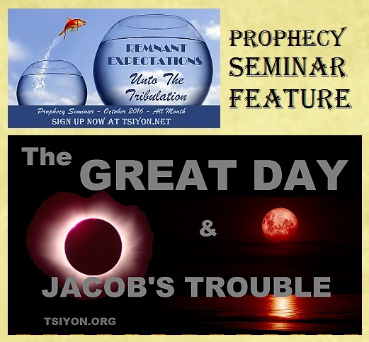 The Great Day and Jacob's Trouble