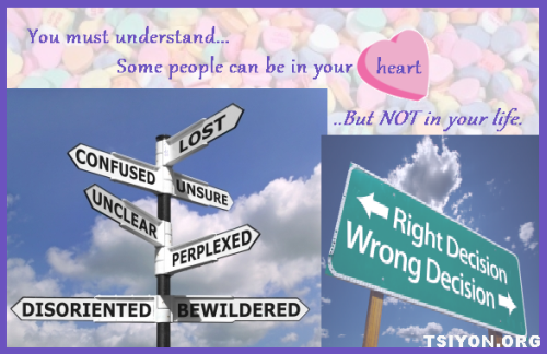 Heart not life.