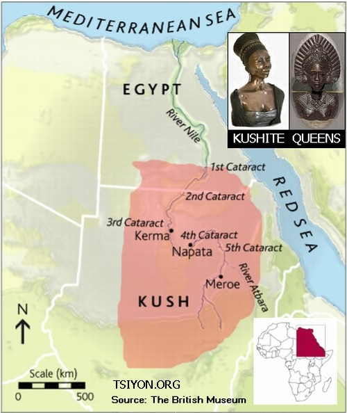 Ancient Kingdom of Kush