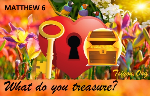 What do you treasure?