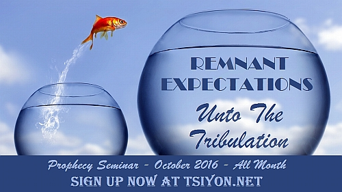 Remnant Expectations Prophecy Seminar