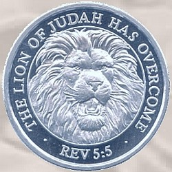The Lion of Judah has overcome!