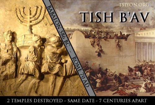 Remember Tish B'Av