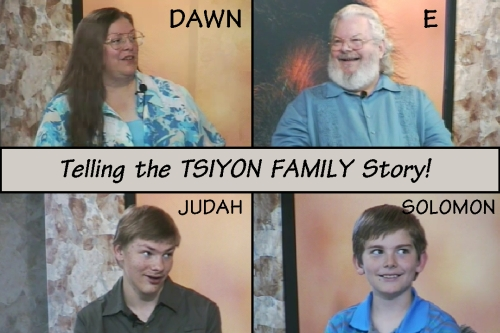 Telling the Tsiyon Family Story!