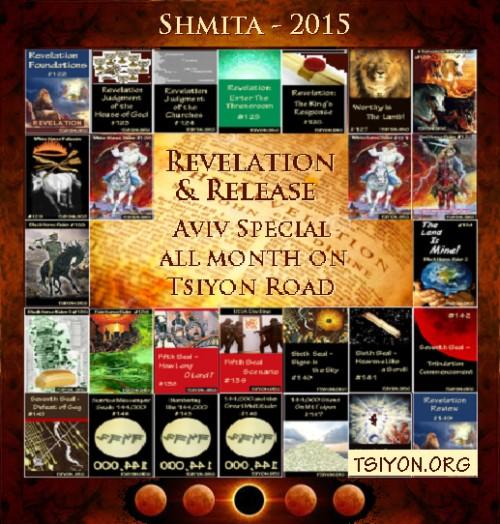 Revelation & Release - 2015