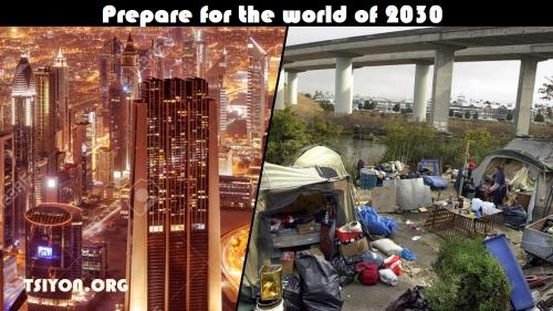 Prepare for 2030