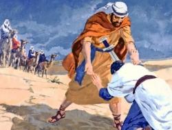 Jacob Esau Encounter